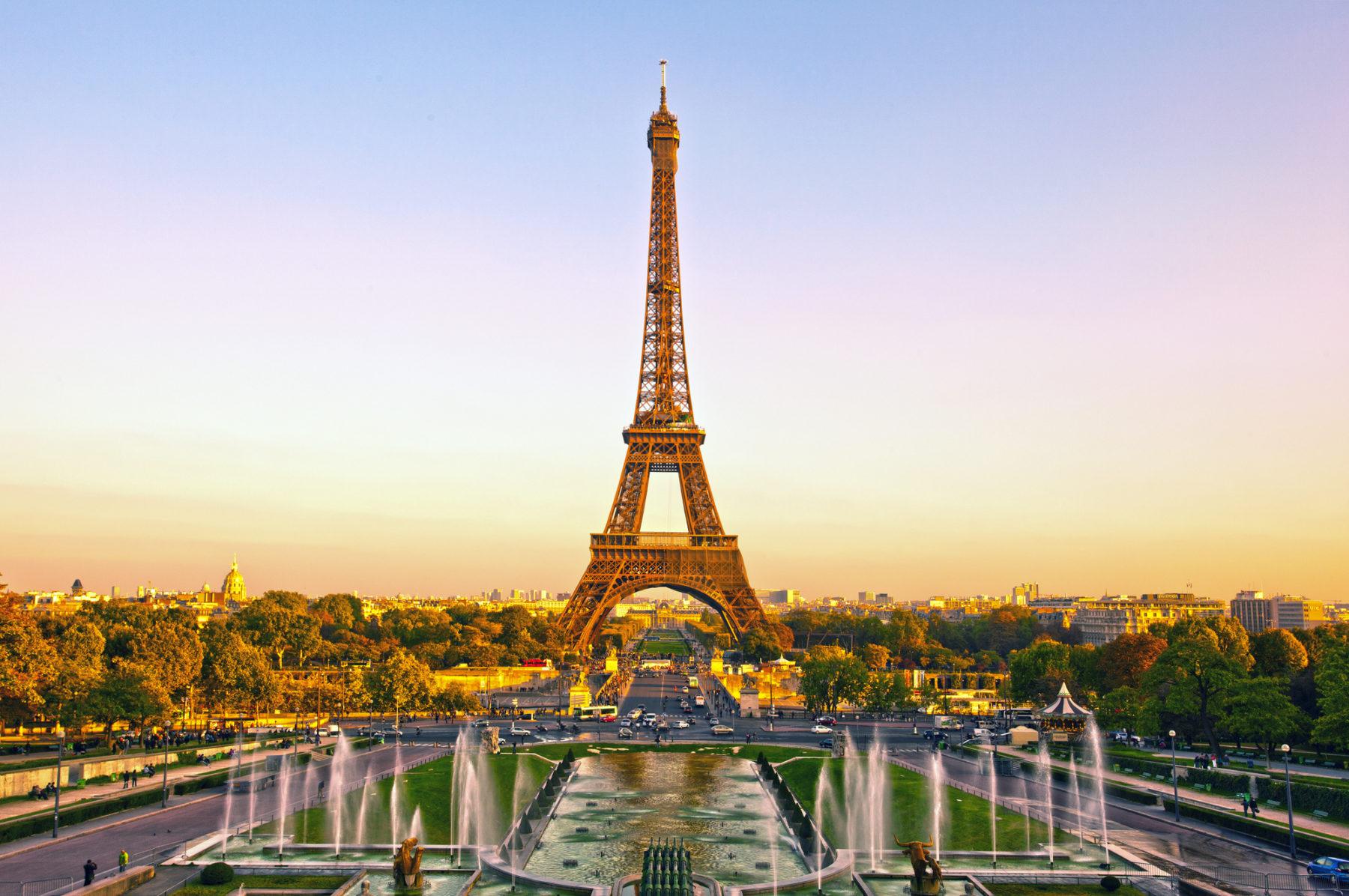 Städtereise nach Paris mit dem Bus