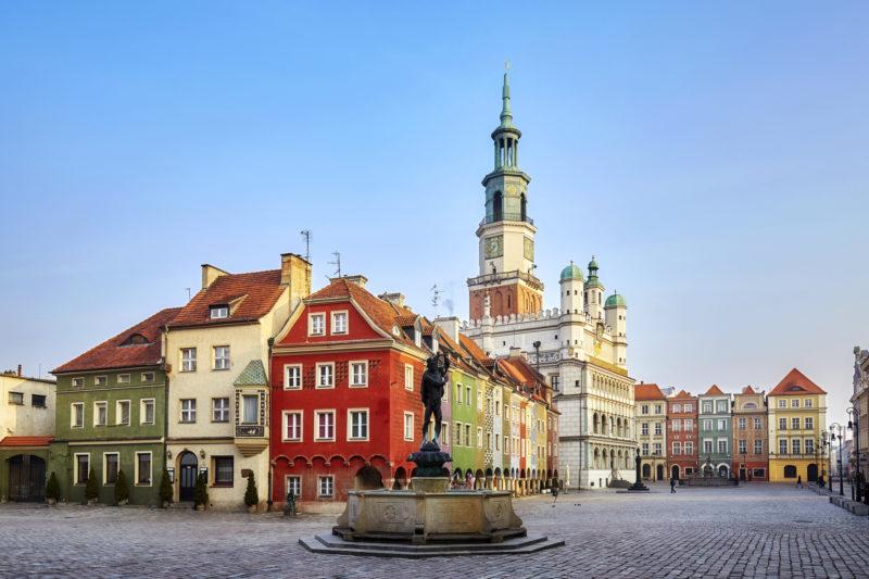 Busreise Polen