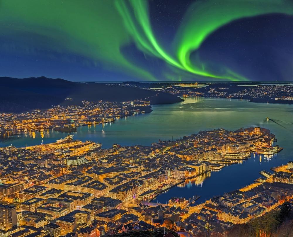 Busreise Norwegen