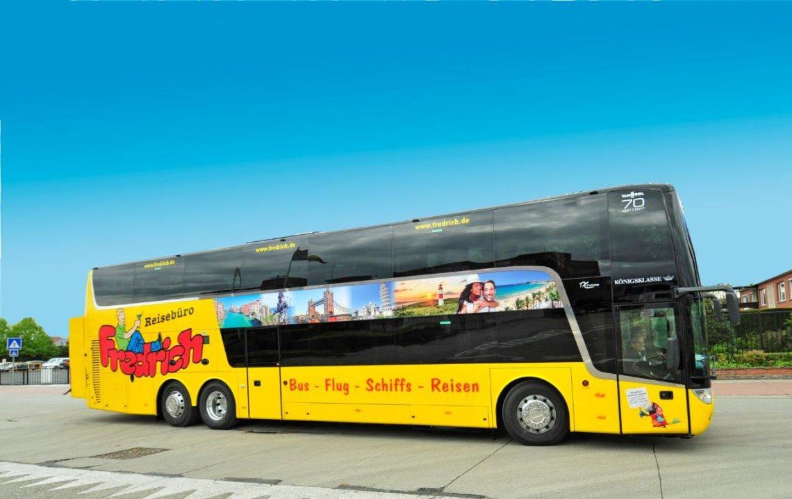 Bus Van Hool