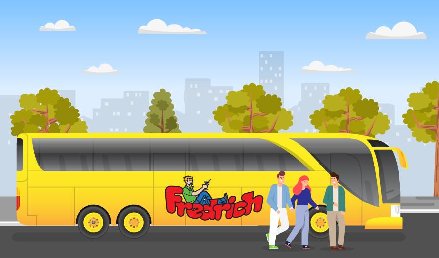 bus-1 Rund