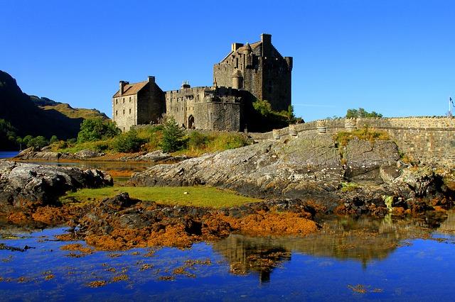 Busreise Schottland