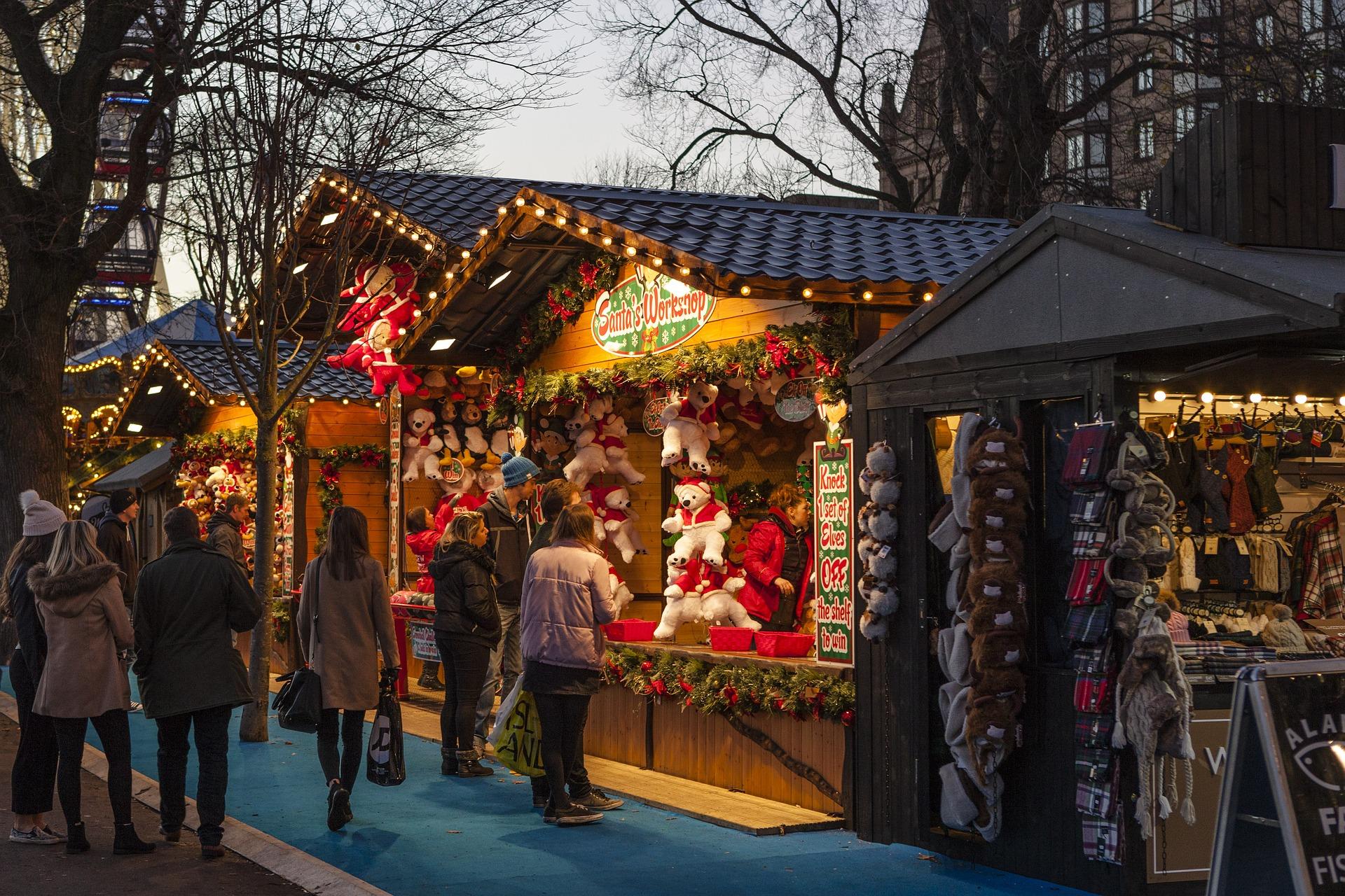 Busreise Weihnachtsmarkt