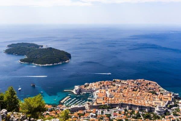 Rundreise durch kroatien