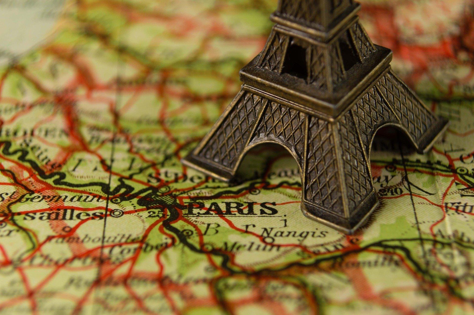 Busreise Frankreich