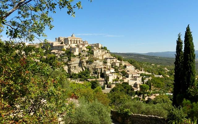 Busreise Provence