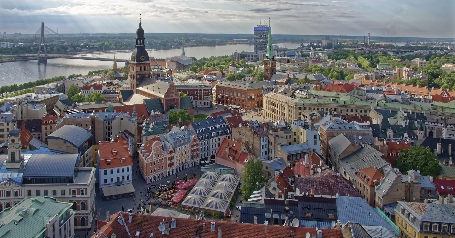 Busreise Baltikum