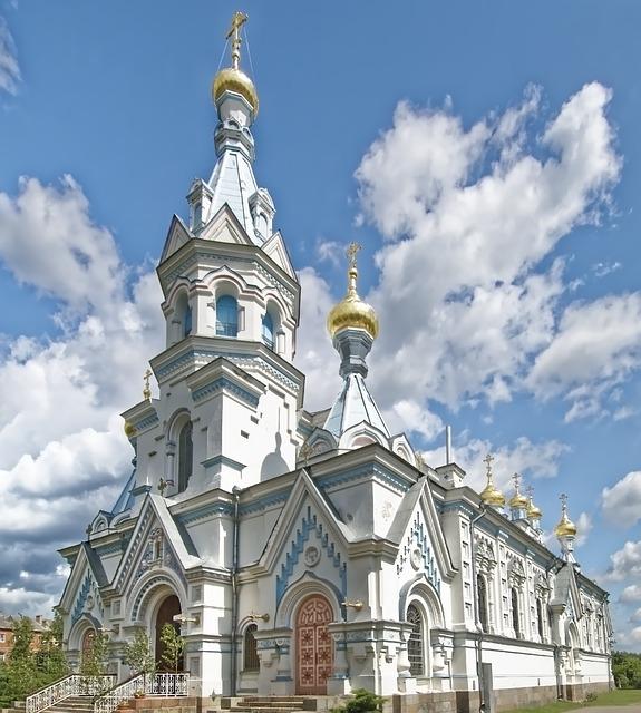 Busreise Russland