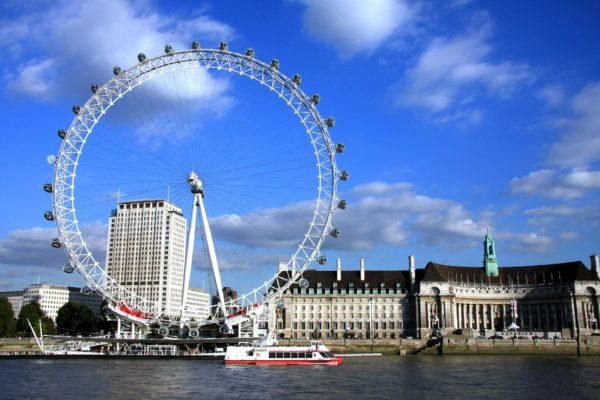 Busreise nach London