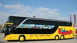 Tagesfahrten mit dem Bus an die beliebtesten Zielorte