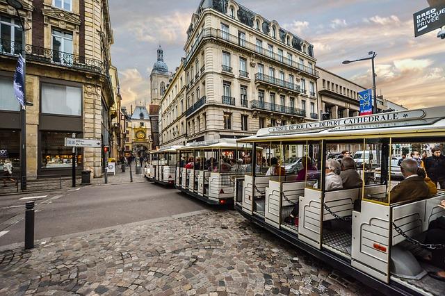 Busreise durch die Normandie